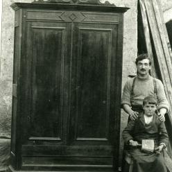 Jean son of Phillipe and a trainee - 1921 1895