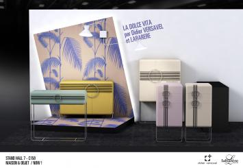 We were at Maison & Objet in Paris from 4 to 8 September 2015 Hall 7, Stand C158