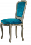 Chair stuffed Louis XV Style