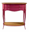 Oval Console Table