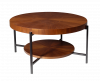 Table basse ronde Moss