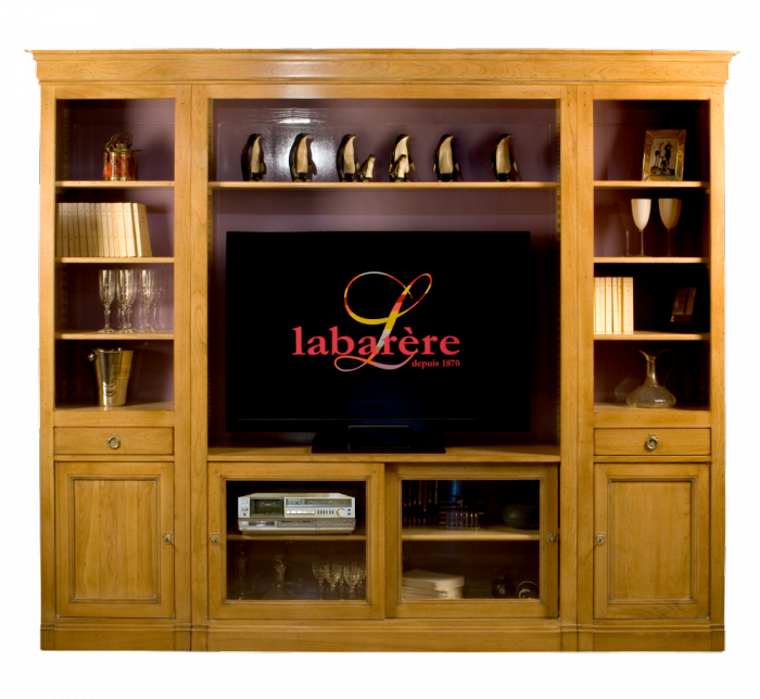meuble bibliotheque tv contemporain solutions pour la. Black Bedroom Furniture Sets. Home Design Ideas