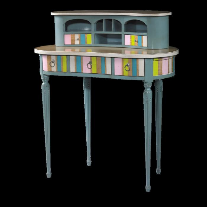bureau avec r hausse bureaux labar re les meubles de. Black Bedroom Furniture Sets. Home Design Ideas