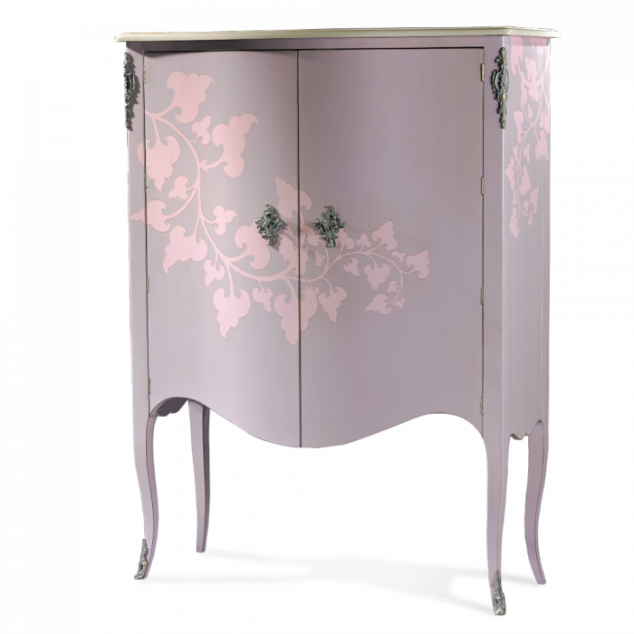 commode haute 2 portes commodes labar re les meubles. Black Bedroom Furniture Sets. Home Design Ideas